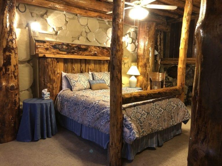 tree room bed