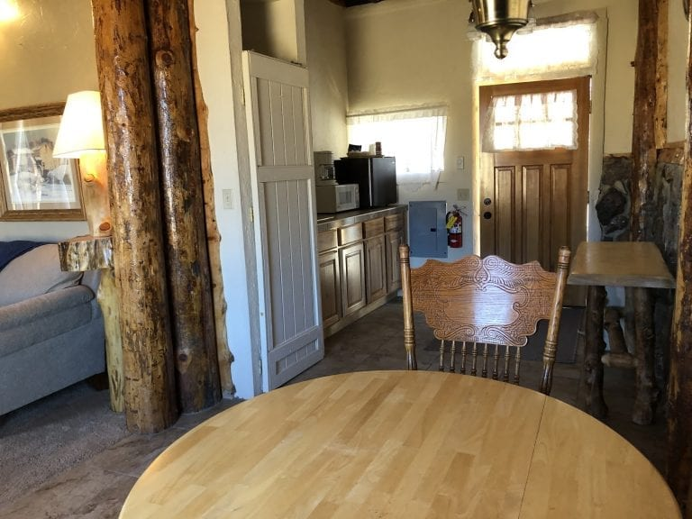 tree room kitchen