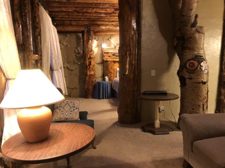 tree room sitting area