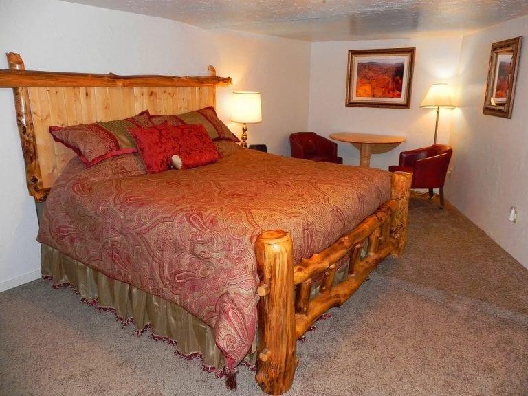 Canyon bedroom 1