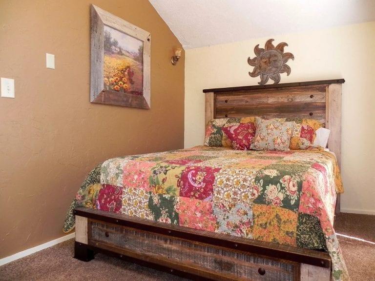 Garden room bedroom 1
